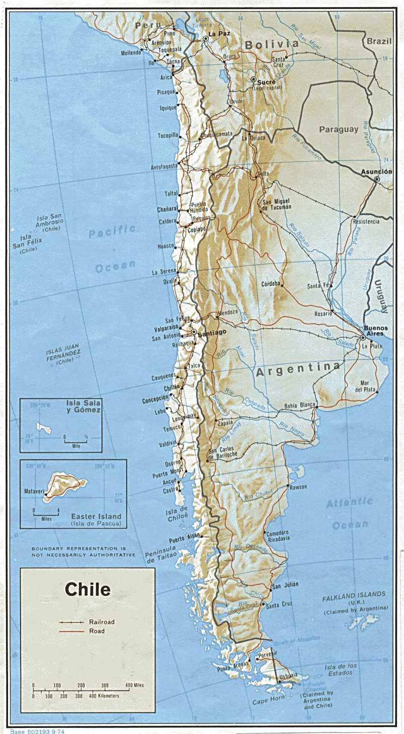Mapa detallado de Chile.gif (306378 bytes)